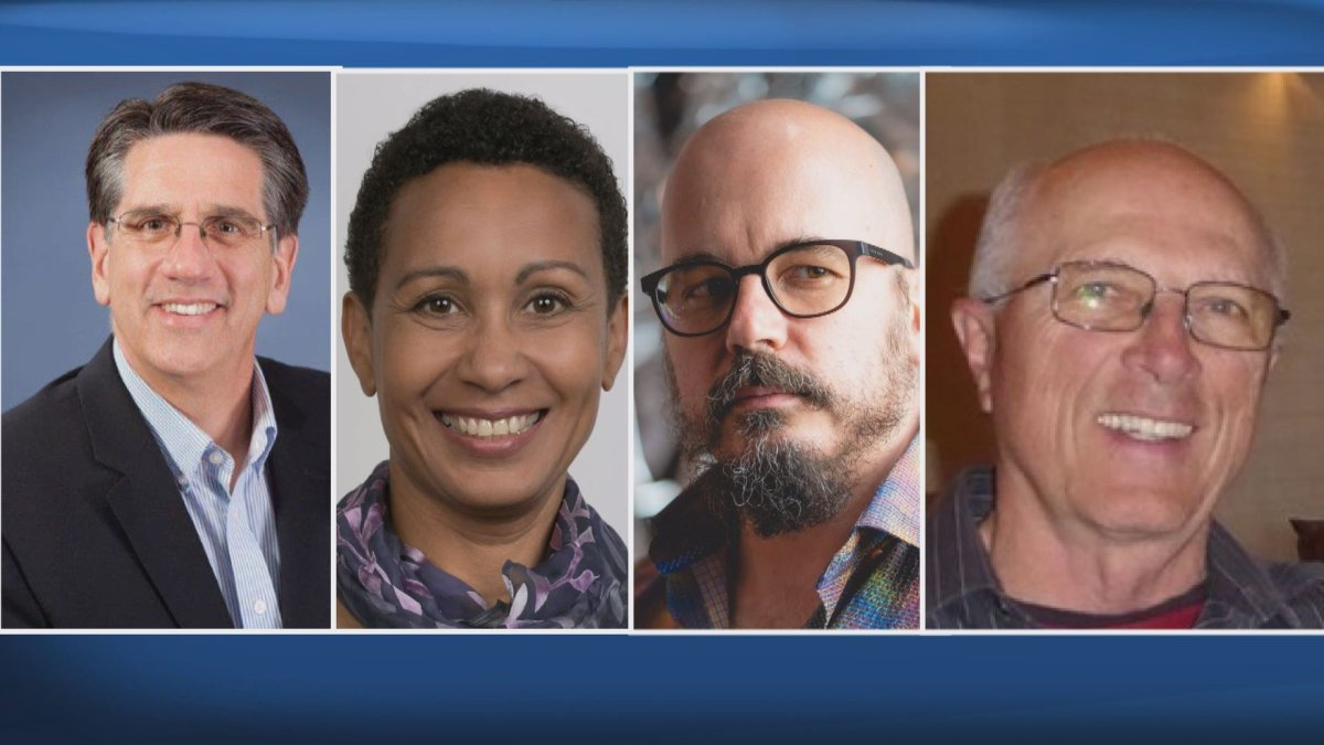 Dan Ashton (Liberal), Toni Boot (NDP), Keith MacIntyre (Libertarian) and Ted Shumaker (Greens) are seeking the Penticton seat in the Oct. 24 provincial election.