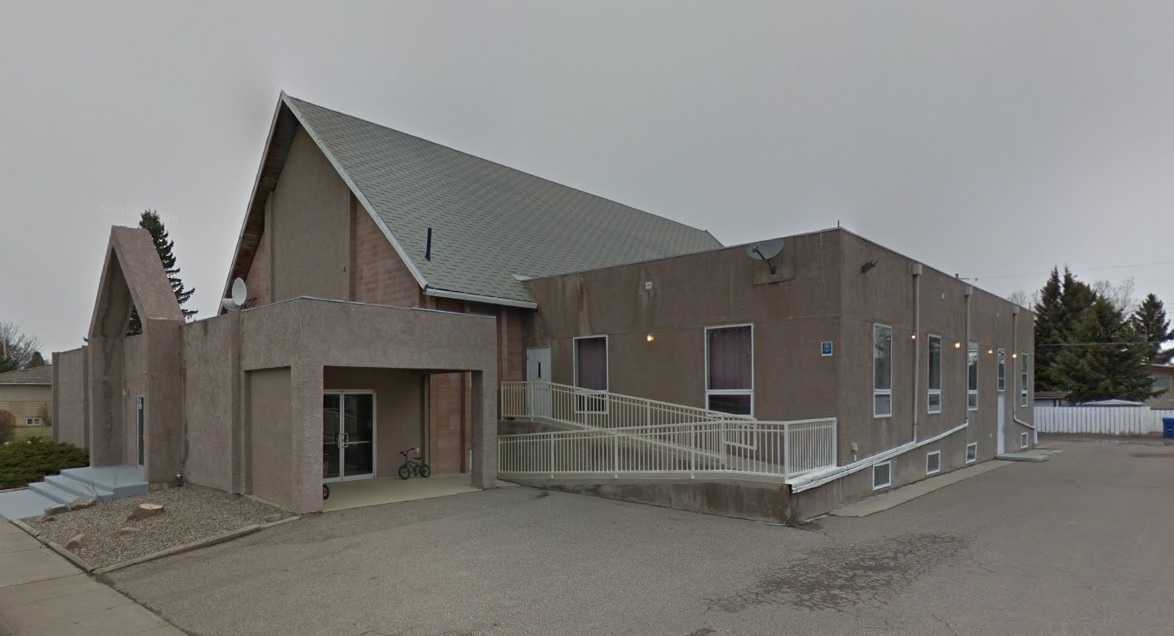 A photo of R.O.C. Christian Ministries in Coaldale.