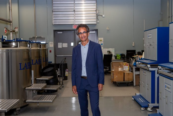 Dr. Parminder Raina, a McMaster University researcher and professor, is leading a national study that will focus on COVID-19 and its impact on older Canadians.