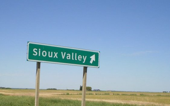 Sioux Valley Dakota Nation is about 50 kilometres west of Brandon, Manitoba.
