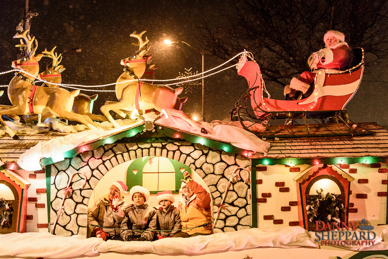 This year's Santa Claus parade in Belleville will run a bit differently due to the COVID-19 pandemic.