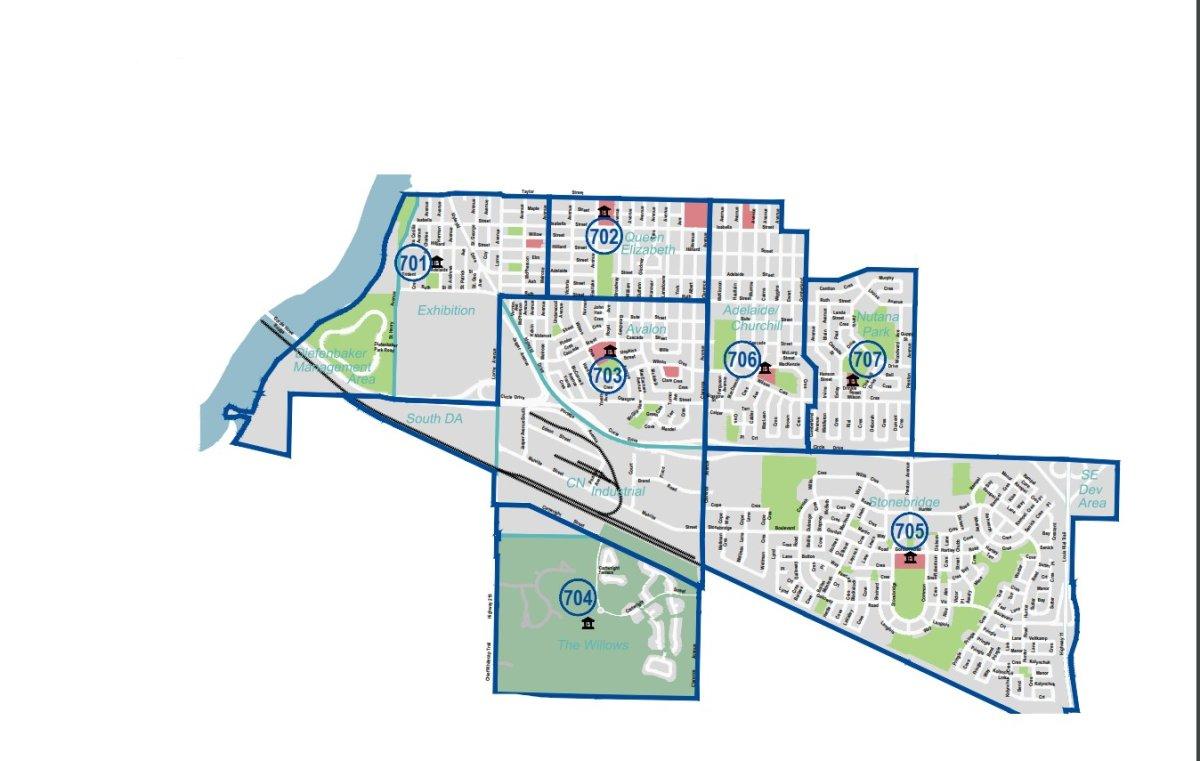 A look at Ward 7 in the 2020 Saskatoon municipal election.