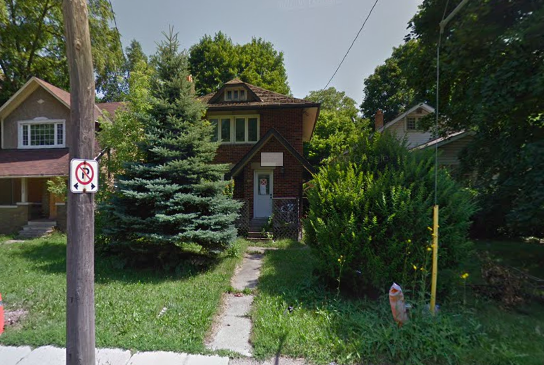 The London Fire Department says a fire broke out Saturday morning at 1236 Richmond Street.