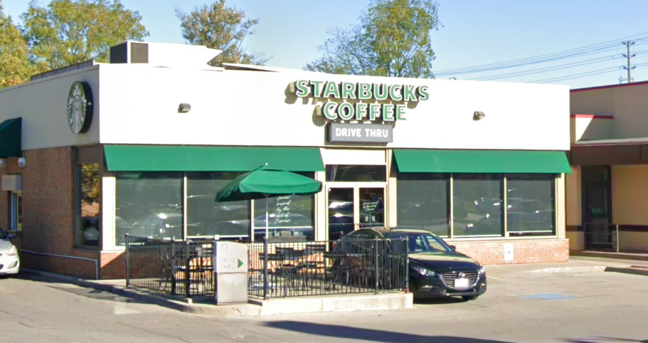 The Middlesex-London Health Unit has declared a coronavirus outbreak at the Starbucks location at 1164 Highbury Avenue North after three employee tested positive.