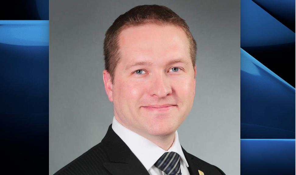 Ward 7 councillor Josh Morgan.