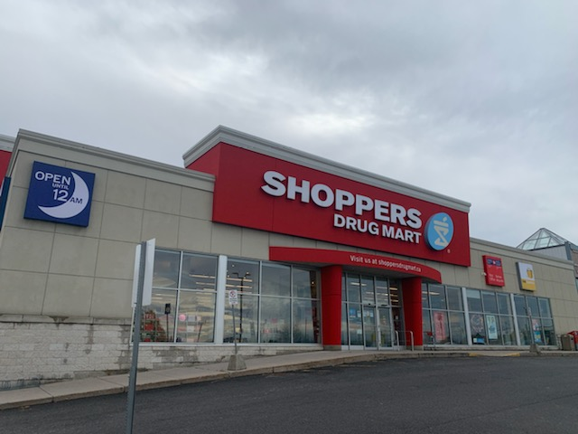 Three Shoppers Drug Marts in the Kingston and Belleville regions are offering asymptomatic testing for COVID-19.