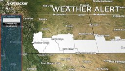Continue reading: Snowfall warnings issued for parts of southern Alberta