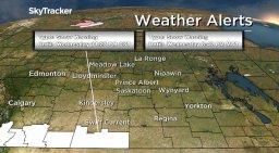 Continue reading: Snowfall warning issued for southwest Saskatchewan