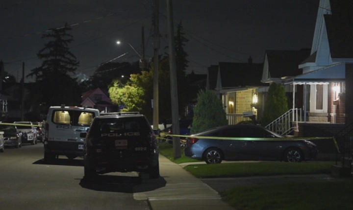 Police say the deaths of a woman and her adult son in their east Hamilton home were not suspicious but were instead the result of 'a tragic set of events.'.