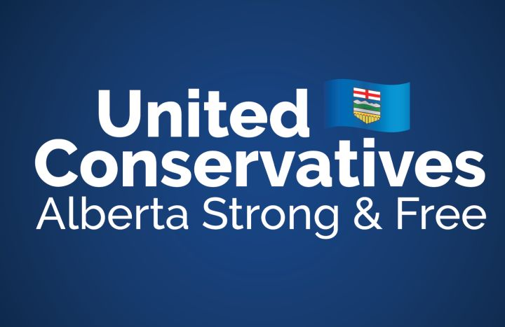A file photo of the UCP logo.