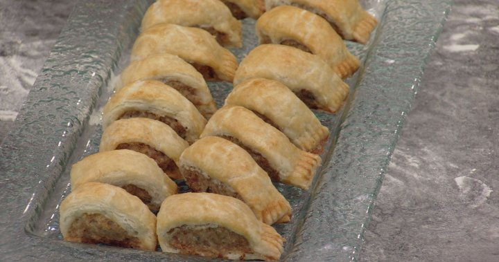 Cooking Together: Savoury sausage rolls