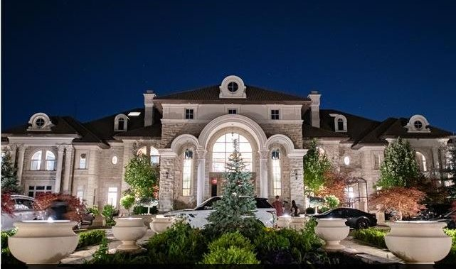 Suspects in alleged Markham illegal casino mansion linked to B.C. casino suspects