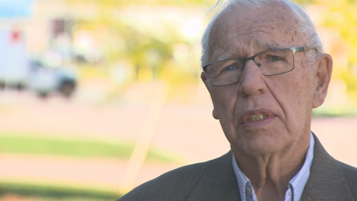 While it's technically still his third term, Harry Doyle says he's staying with the Anglophone East District Education Council (DEC) until the next election.