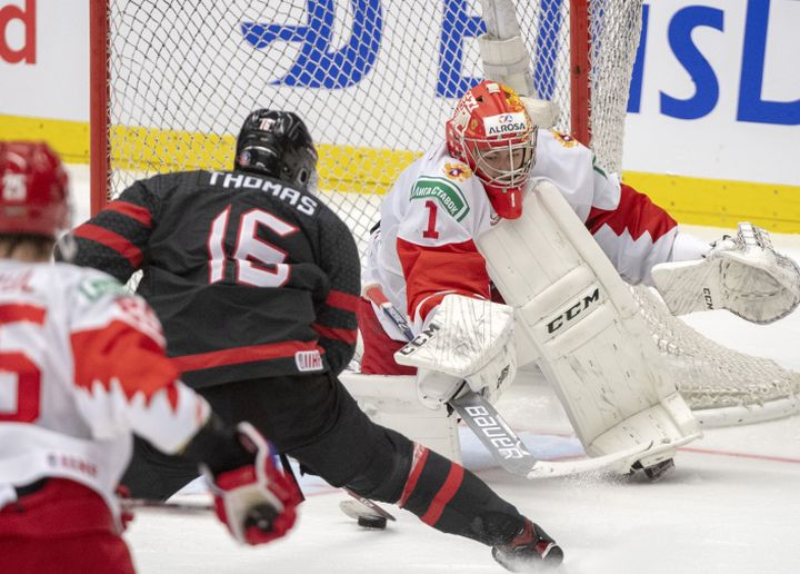 World junior hockey championship opens on Christmas Day for first time since 2005