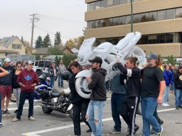 Continue reading: Ghost bike memorial held for Calgary motorcyclist killed in crash