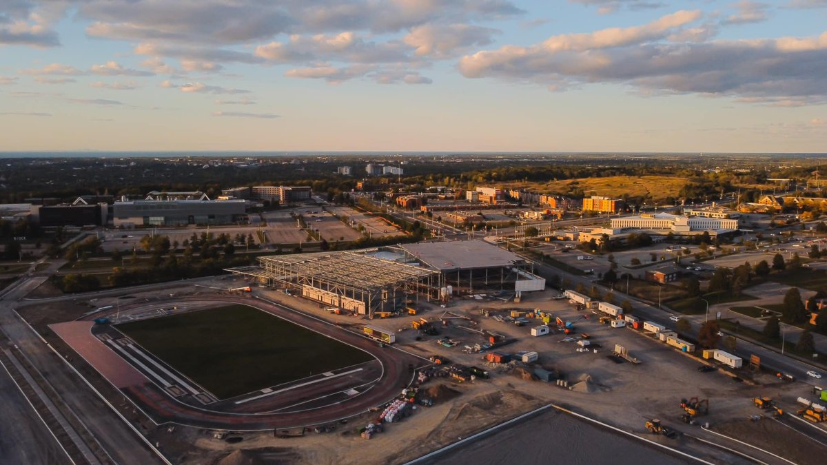 Brock University in St. Catharines is expected to be the centre of the upcoming Canada Summer Games.
