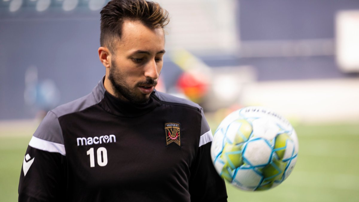 Winnipegger Dylan Carreiro won't be returning to Valour FC for a third Canadian Premier League season, the club announced.