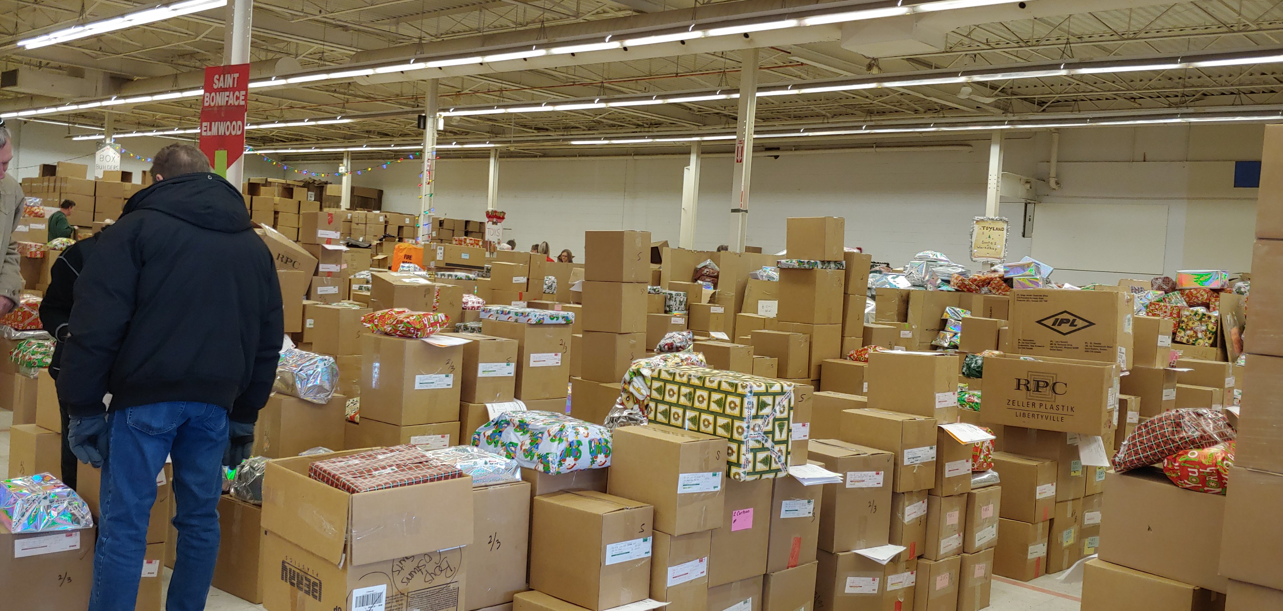 Christmas Cheer Board Of Winnipeg Moves To Food Voucher System During Pandemic Winnipeg Globalnews Ca