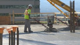 Continue reading: Construction of Kelowna's tallest office building hits milestone