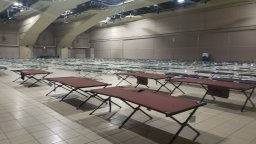 Continue reading: Edmonton Convention Centre to open as temporary homeless shelter Friday