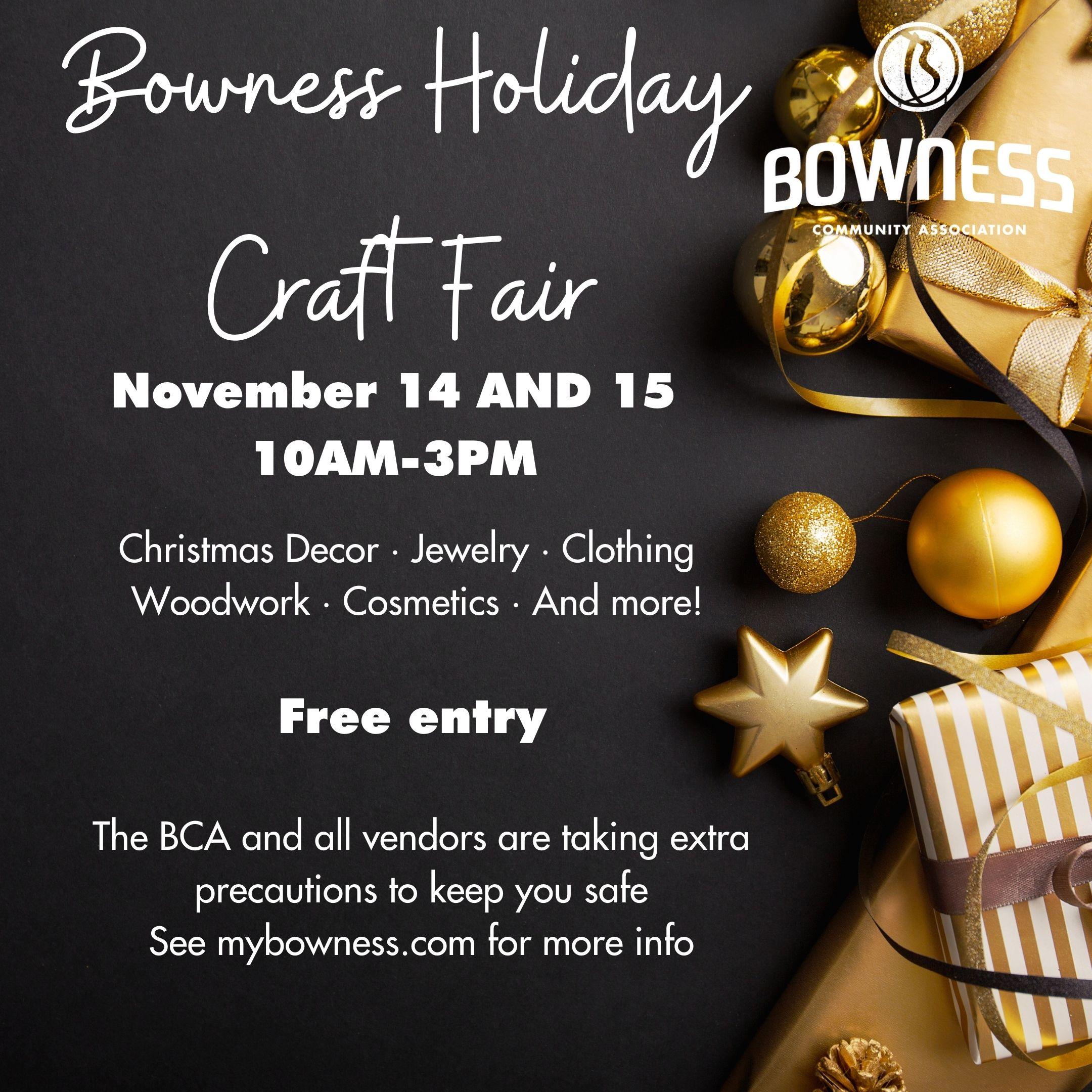 Bowness Holiday Craft Fair Calgary Globalnews Ca