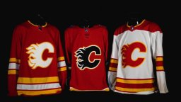 Continue reading: Going 'full retro': Calgary Flames officially unveil new jersey