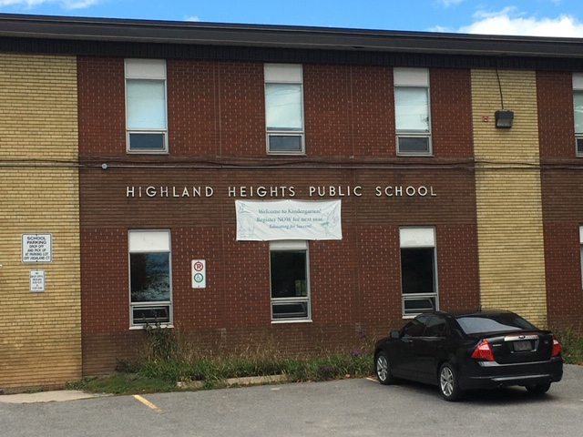 The school board says they are working closely with the health unit to identify all close contacts, who will be notified by the health units on what steps they should take, such as self-isolation or testing.