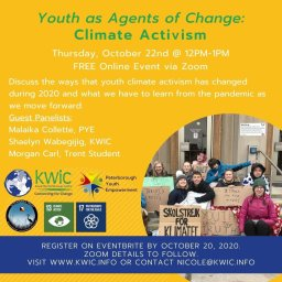 Continue reading: Youth as Agents of Change: The Future of Climate Activism after 2020