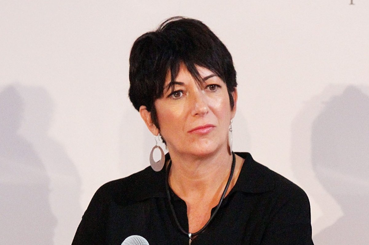 Ghislaine Maxwell attends an event in New York City on Sept. 20, 2013.