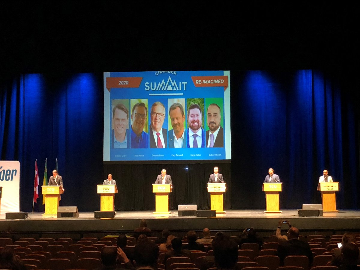 The incumbent, a former mayor and a former provincial cabinet minister are three of the six candidates running for mayor of Saskatoon.