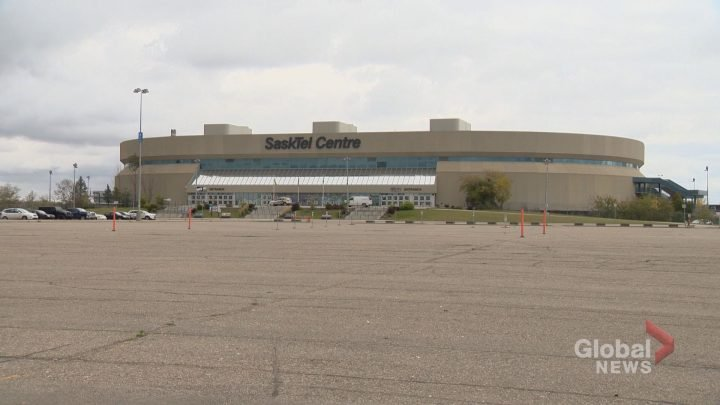 Saskatoon's SaskTel Centre is currently the largest arena in the city.