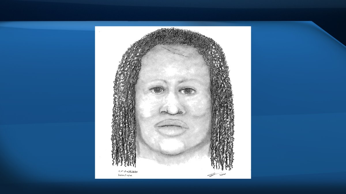 Police said the sex assault suspect has a slim build with brown and blond braided hair.