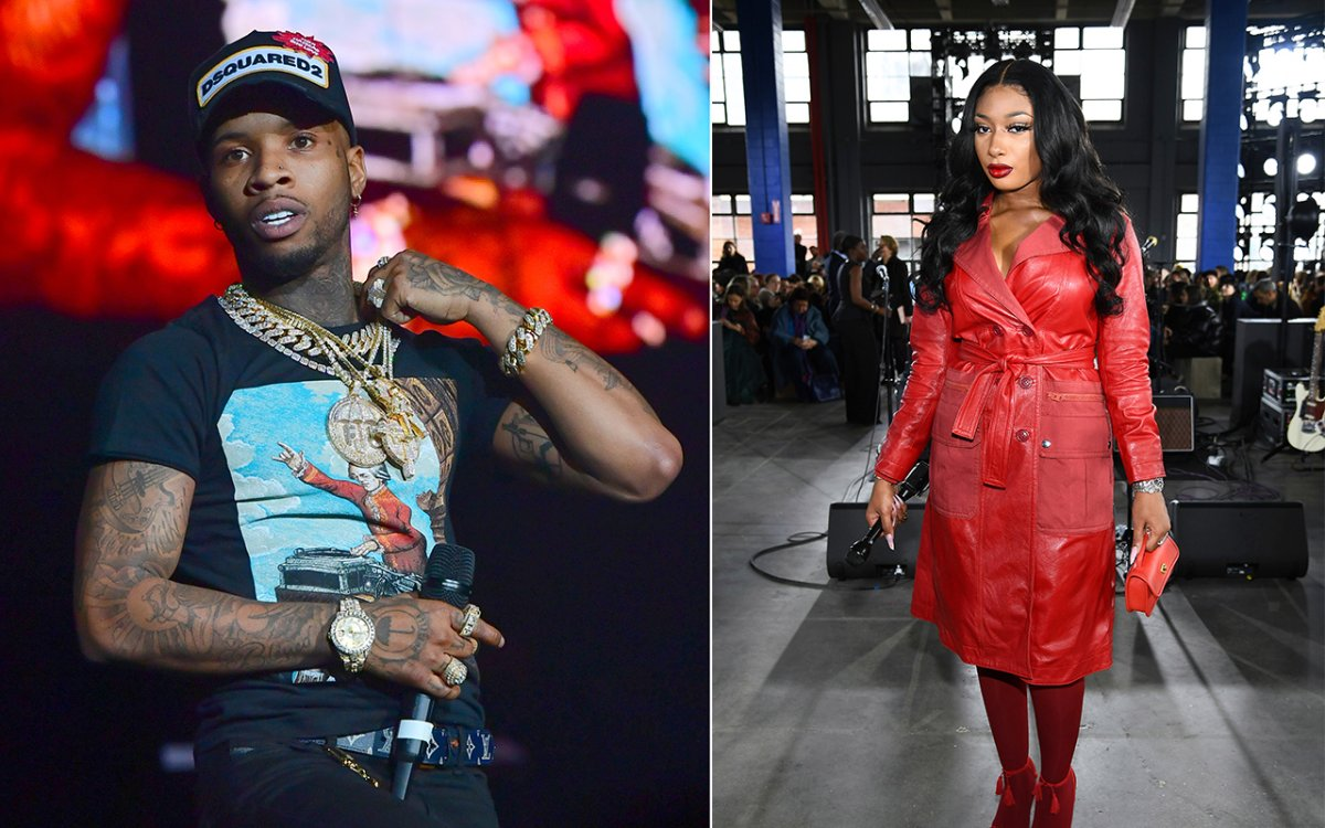 tory lanez charged in shooting of megan thee stallion national globalnews ca shooting of megan thee stallion