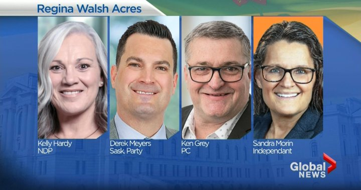 Sask. Party takes Regina Walsh Acres after candidate rejected, replaced by NDP