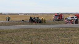 Continue reading: 2 dead after multi-vehicle crash near Osler, Sask.: RCMP