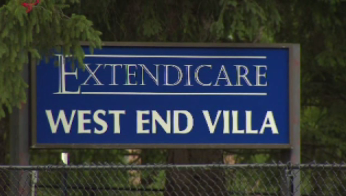 More than 100 people have tested positive for the virus in relation to an outbreak at the West End Villa long-term care home in Ottawa.
