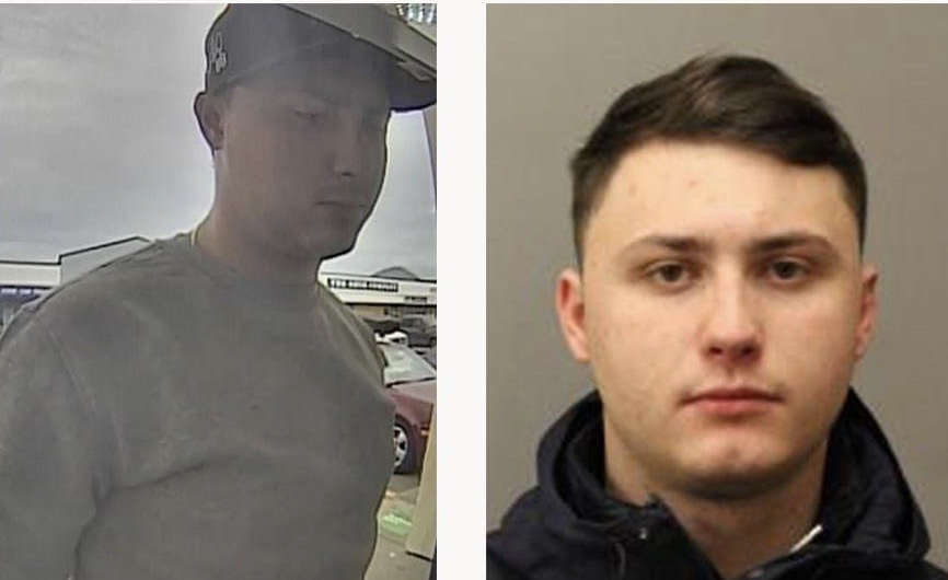 Wyatt Reader, who is wanted on a Canada-wide warrant, may be in the Shuswap.