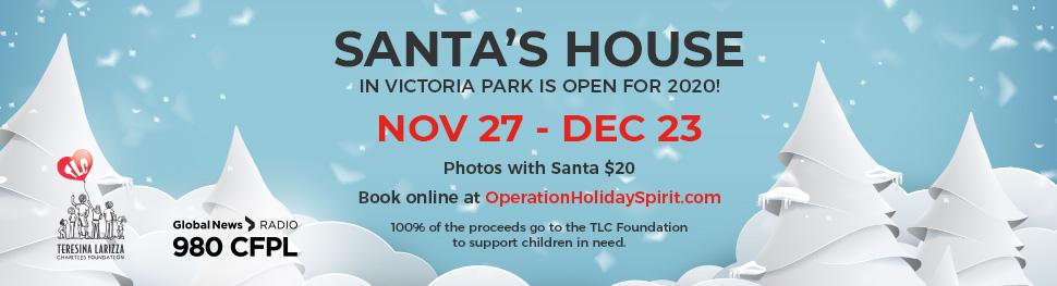 Santas House 2020
