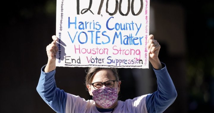 Republican effort to toss 127K Houston votes fails a 2nd time in Texas court