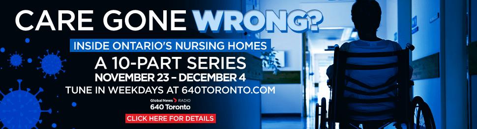 Healthcare Crisis – 640 Toronto