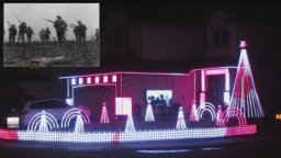 Continue reading: Allen Family Lights adds Remembrance Day-themed display to Regina front yard