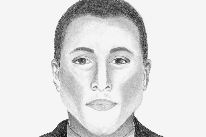 A composite sketch is being released by investigators in an attempt to identify a man who sexually assaulted a woman in downtown Calgary in September 2020.