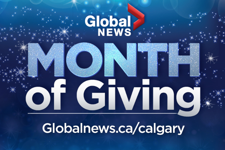 Global Calgary is partnering with four local charities this December to help support the community during a time of crisis.