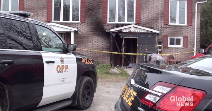 Victim identified in fatal apartment fire in Bewdley