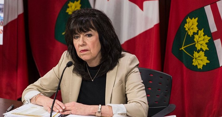 Auditor general to release report on Ontario governement's handling of COVID-19 pandemic