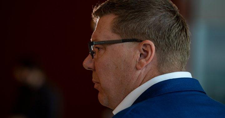Saskatchewan Premier Scott Moe tests negative for COVID-19, remains in self-isolation