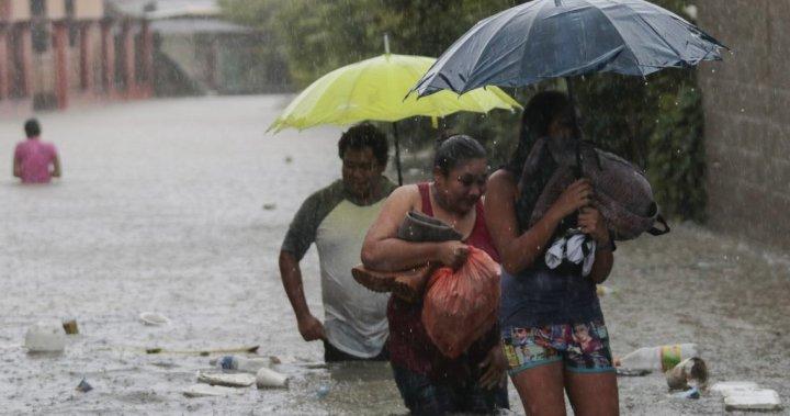 Eta brings heavy rain, flooding to Honduras after battering Nicaragua as hurricane – National