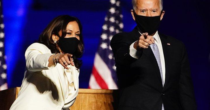 U.S. election: Full text of Kamala Harris and Joe Biden's victory speeches – National