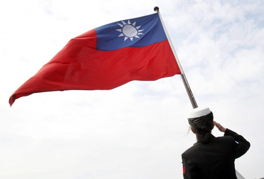 China weighs creating list of 'diehard' Taiwan supporters for future legal action