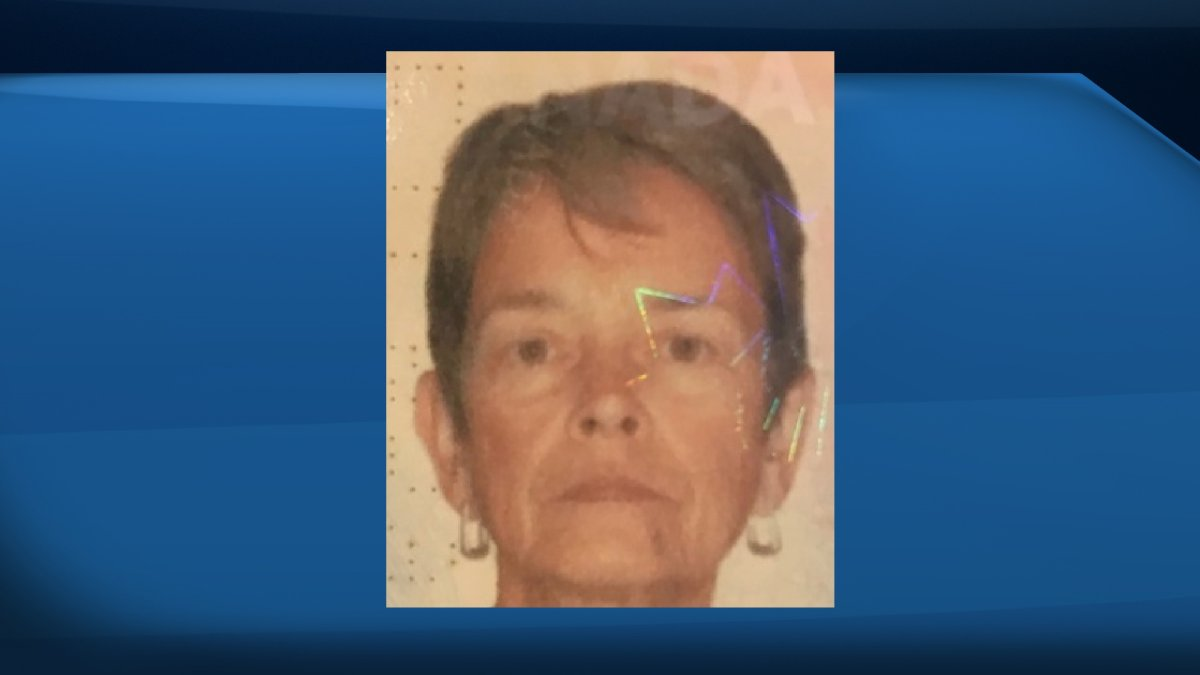 Carole Byrne, 73, was last seen walking away from her residence near Lessard Drive and 57 Avenue at approximately 2:15 p.m. Tuesday, Nov. 10, 2020.